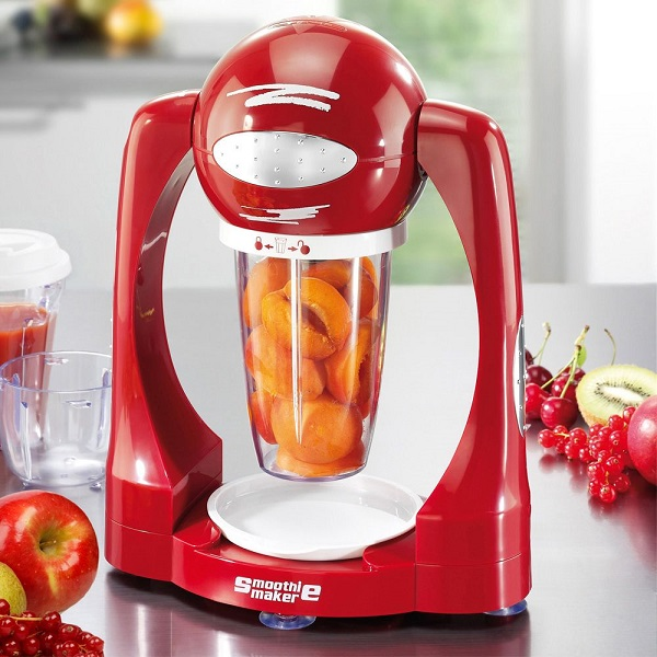 Blender Smoothie Maker, pro V, rosu
