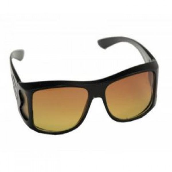 Ochelari pentru condus noaptea si in ceata + ochelari de zi