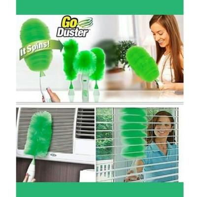 Pamatuf de praf, electric Go Duster, elimina alergenii