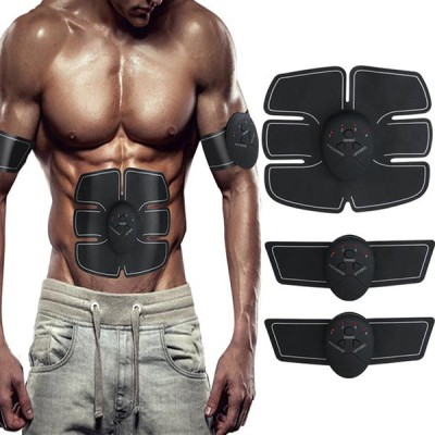 Aparat de fitness cu stimulare musculara electrica