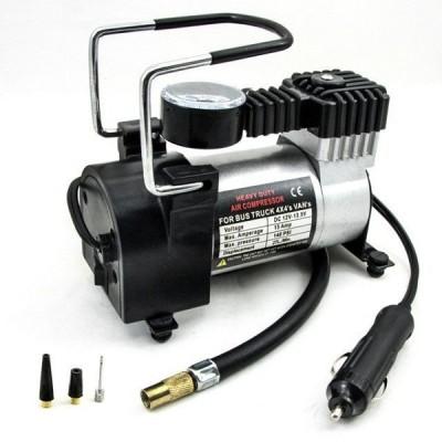 Compresor auto de putere mare, 12 V, pentru microbuz, SUV sau ca