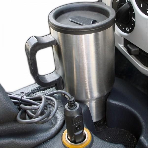 Cana auto pentru cafea, termoizolanta,