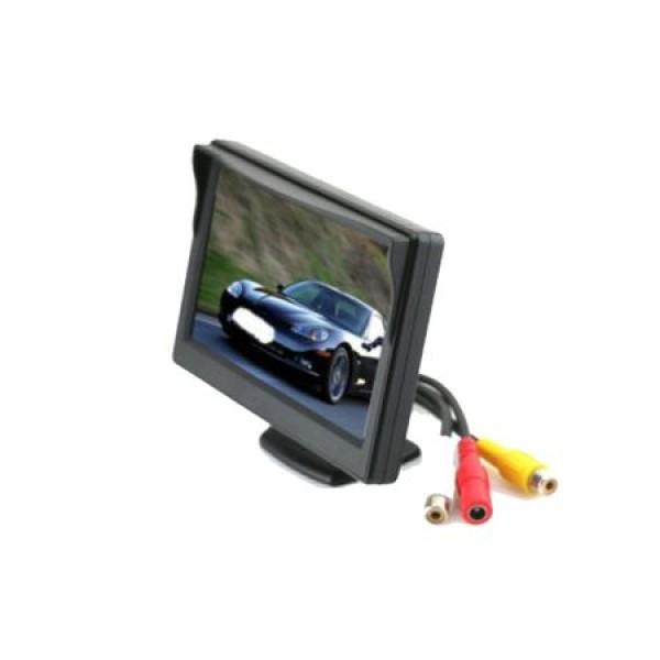 Monitor LCD de 5 inch cu ecran LCD TFT