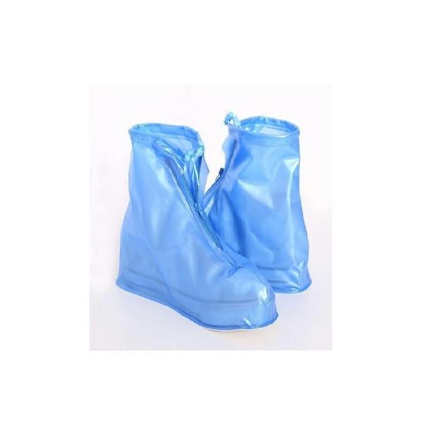 Protectie pentru incaltaminte, albastru