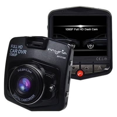 Camera auto DVR, full HD, 1080p, Negru