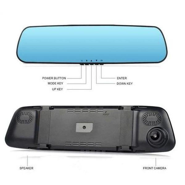 camera video oglinda auto