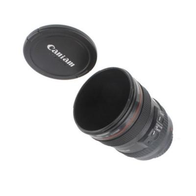 Cana in forma de obiectiv foto EF 24-105mm f/4.0 L USM!
