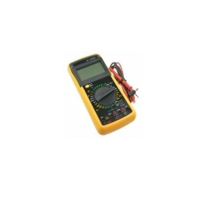Multimetru digital, pentru tensiune AC/DC, rezistenta, diode, co