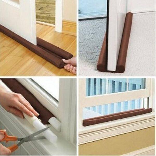 Protectie impotriva curentului pentru usa si fereastra