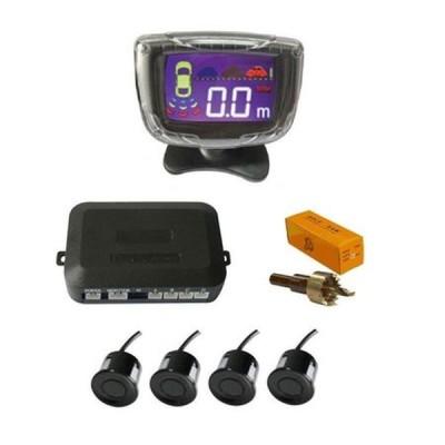 Senzori de parcare cu display LCD S500