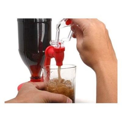 Dozator pentru bauturi carbogazoase, suc, bere, apa minerala