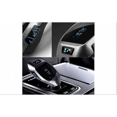 Modulator FM auto bluetooth x6, sunet de calitate