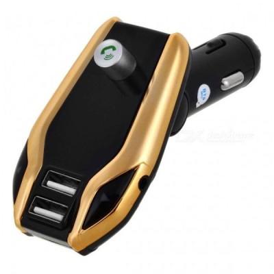 Car kit auto Bluetooth, modulator FM, Usb - X8 plus