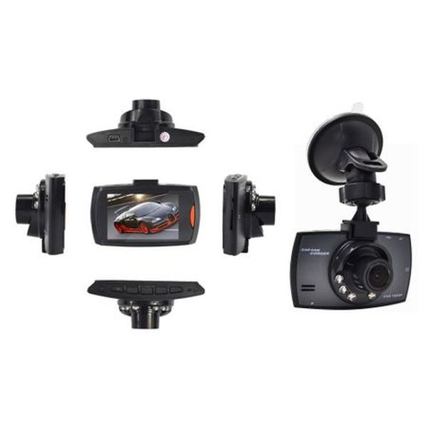 Camera Auto HD Camcorder™, Display 2.4inch, Night Vision, Negru