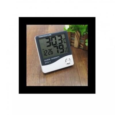 ceas de birou cu temperatura