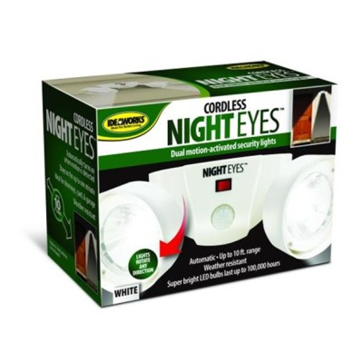 Night Eyes, becuri cu Led si senzor, fara fir