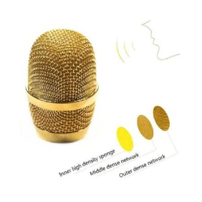 Microfon wireless cu sistem karaoke profesional boxe si Bluetoot