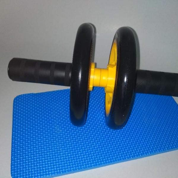 roata dubla fitness