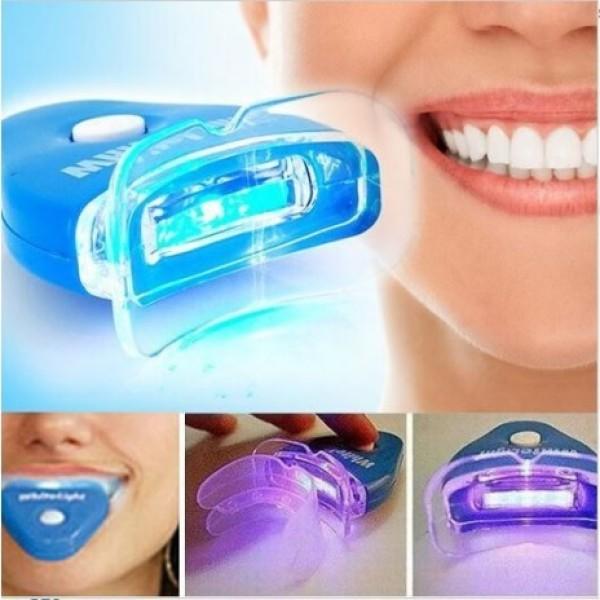 Albeste dintii acasa