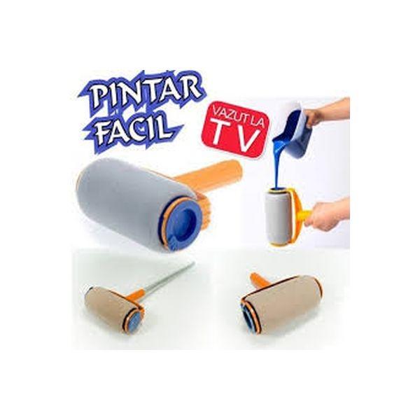 Trafalet cu rezervor vopsea si brat extensibil reglabil, Pintar