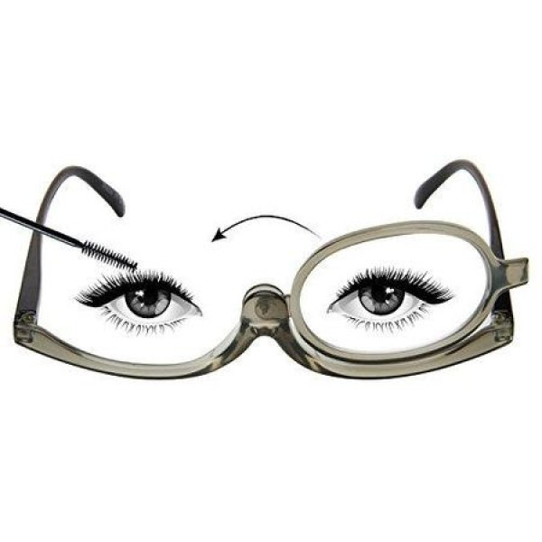 Ochelari Ez pentru aplicarea machiajului, gri