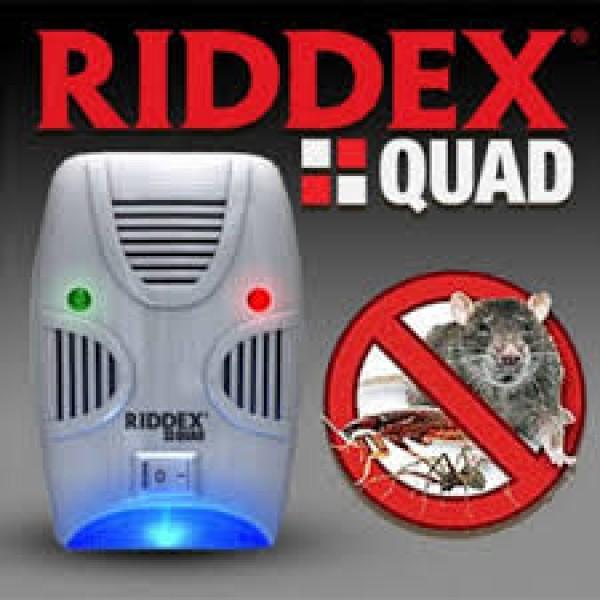 Aparat contra gandacilor, insectelor si sobolanilor, RiddexQuad,