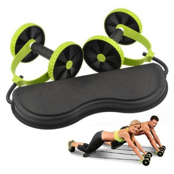 Aparat fitness cu suport genunchi, Revoflex Xtreme