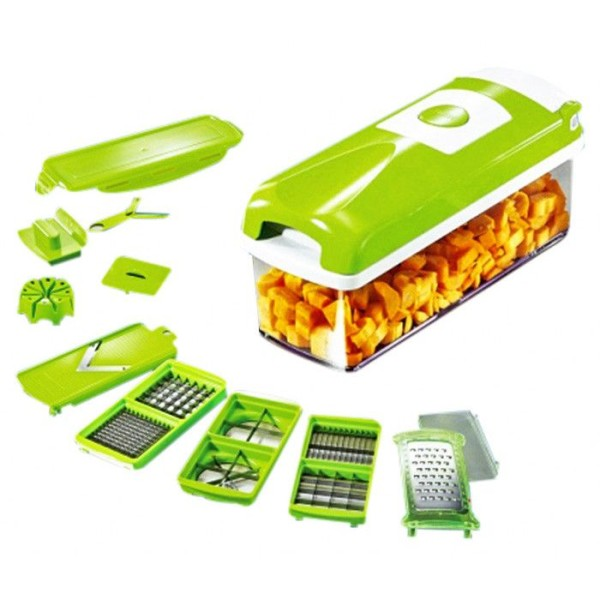 Razatoare multifunctionala Nicer Dicer, decojeste, marunteste, f