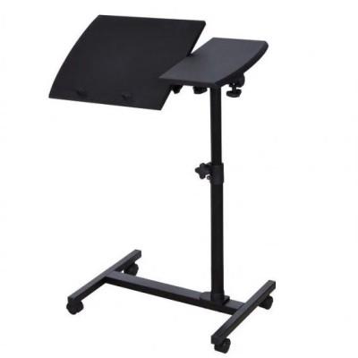 Masa pentru laptop, cu roti