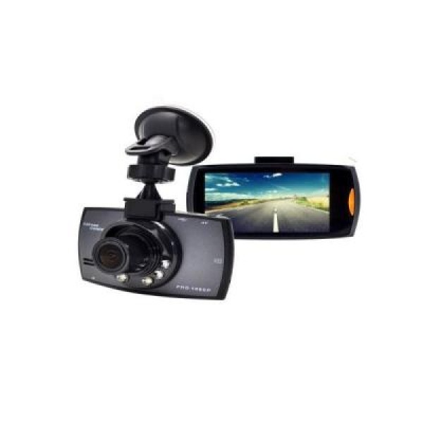 Camera Auto HD Camcorder™, Display 2.4inch, Night Vision, Negru