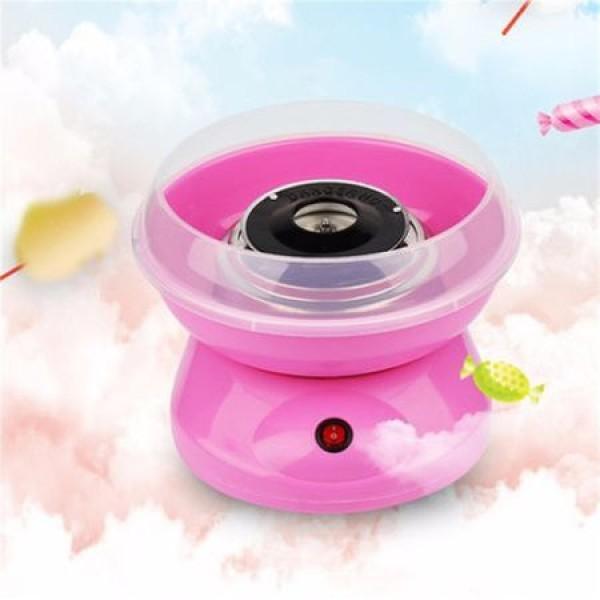 Masina de facut vata de zahar, roz