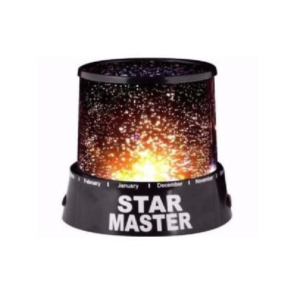 Proiector StarMaster cu stelute multicolore + CADOU jucarie Hopa Mitica