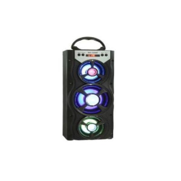 Boxa portabila cu Bluetooth, MS220 si lumini disco