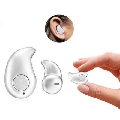 Casca bluetooth 4.1, de dimensiuni mici, in forma de picatura Water Drop, autonomie mare, microfon excelent