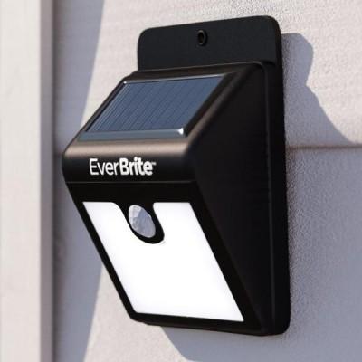 Lampa LED cu incarcare solara si senzor de miscare