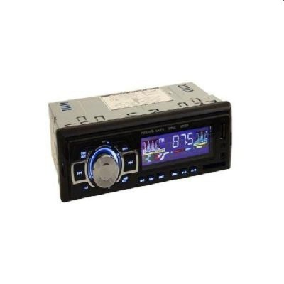 Radio player auto cu  bluetooth, port USB, si telecomanda