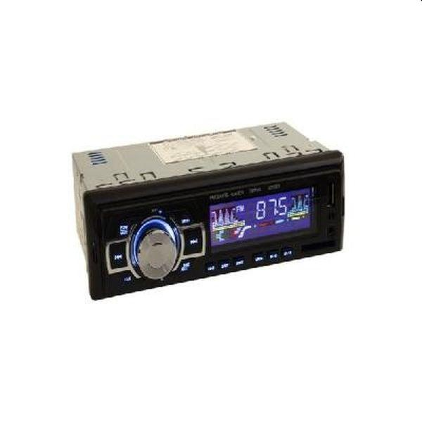 Radio player auto cu  bluetooth, port USB, si telecomanda