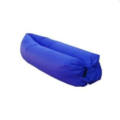 Saltea gonflabila LazyBag, albastra 240x70cm