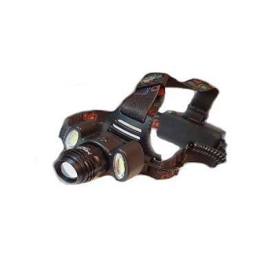 Lanterna frontala Bailong, cu zoom si 4 faze de lumina