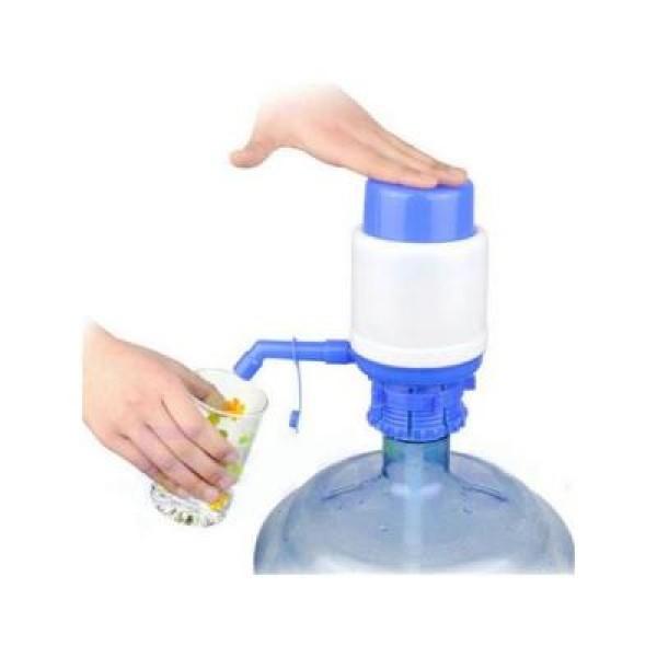 Pompa de apa cu robinet si reductor pentru bidoane de diverse marimi