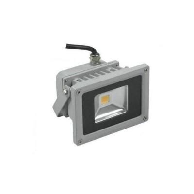 Proiector led de exterior, rezistent la apa, lumina rece, alba
