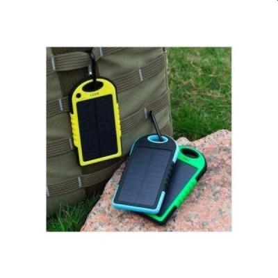 Baterie solara 5000 mah, rezistenta la apa si socuri