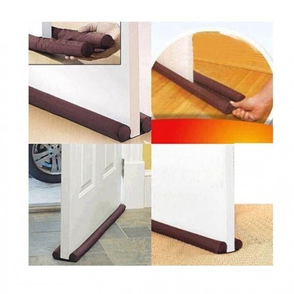 Husa de protectie pentru curent, pentru usa sau fereastra