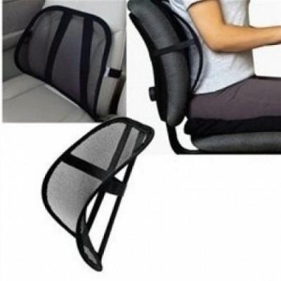 Set de 2 perne lombare de scaun pentru suportul coloanei
