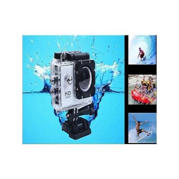 Camera video sport rezistenta la apa, tehnologie ideala pentru sporturi extreme