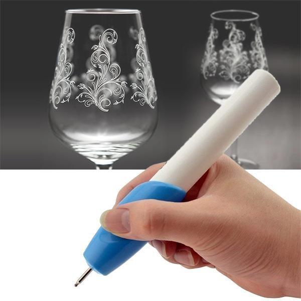 Creion pentru gravat, pentru lemn, plastic sau metal