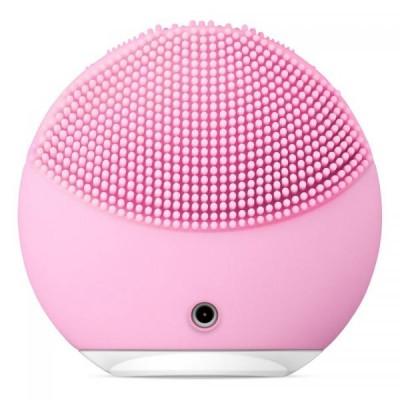 Aparat curatare si ingrijire ten, roz, cu 8000 de pulsatii pe minut