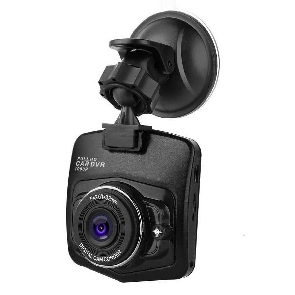 Camera auto full HD, inregistrare ciclica, stocare pe card SD, USB