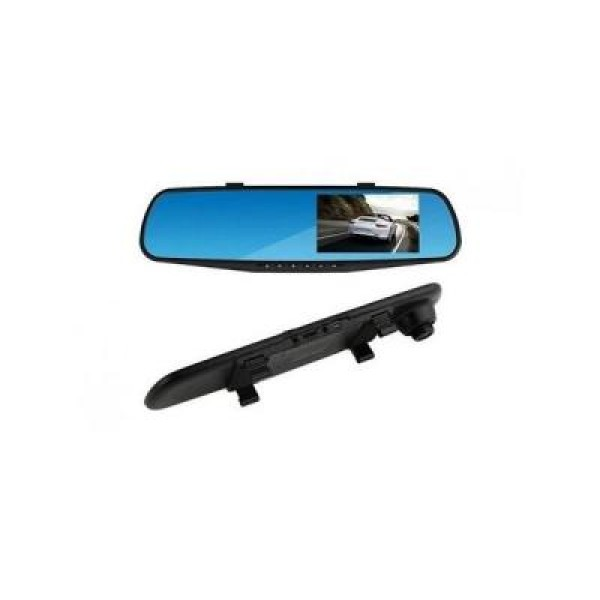 Oglinda retrovizoare cu camera video full HD 1080 p, senzor de miscare