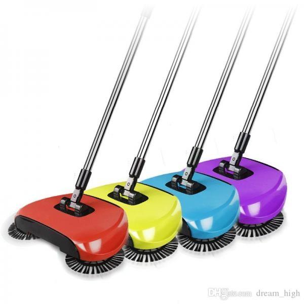 Matura rotativa Sweep Drag cu rezervor de praf inclus